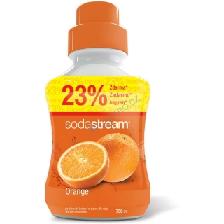 Sirup s příchutí Orange 750 ml SODASTREAM